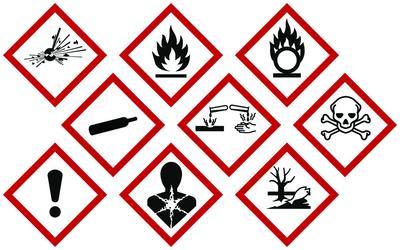Gevaarlijke Stoffen Etiketteren Volgens Ghs En Clp Werk
